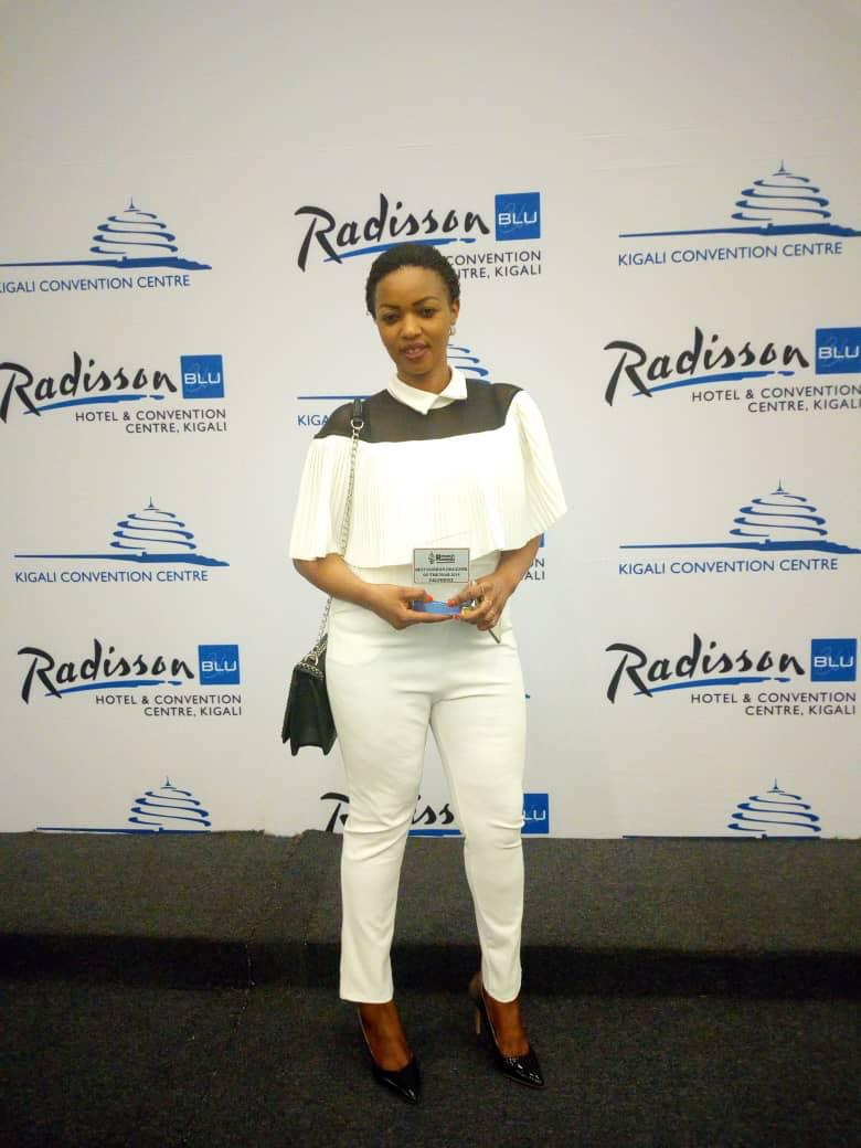 Delphine Best Fashion Designer Of The Year 2019 Ruanda Projekt